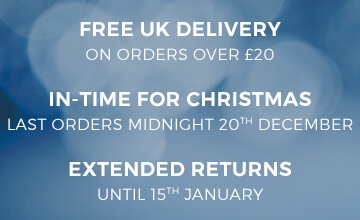 Free UK Delivery. Extended Returns. Get it in time for Christmas at Roman Originals.